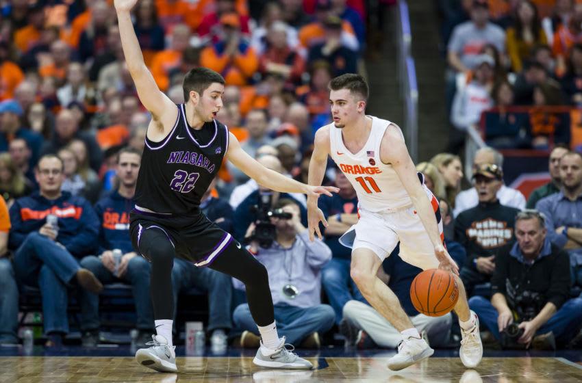 Syracuse basketball (Photo by Brett Carlsen/Getty Images)