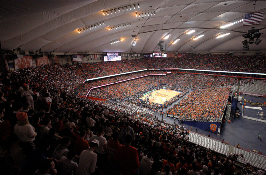Syracuse basketball (Photo by Bryan M. Bennett/Getty Images)
