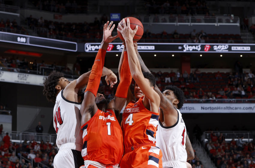 Syracuse basketball, Frank Anselem (Photo by Joe Robbins/Getty Images)