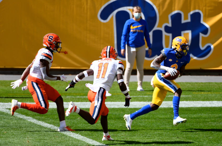 Syracuse football (Photo by Justin Berl/Getty Images)