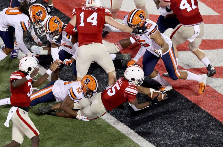 Syracuse football, Michael Williams (Photo by Andy Lyons/Getty Images)