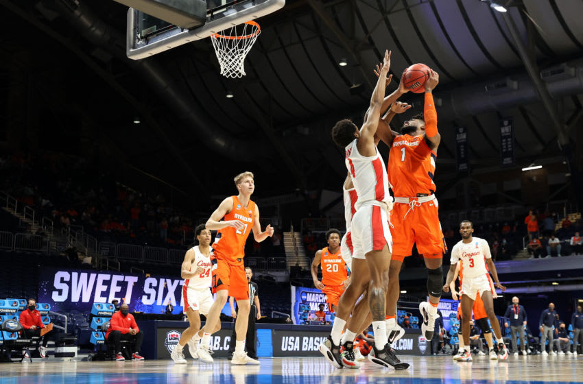 Chris Bunch, Syracuse basketball (Photo by Andy Lyons/Getty Images)