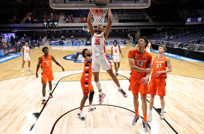 Syracuse basketball, Matas Buzelis (Photo by Andy Lyons/Getty Images)