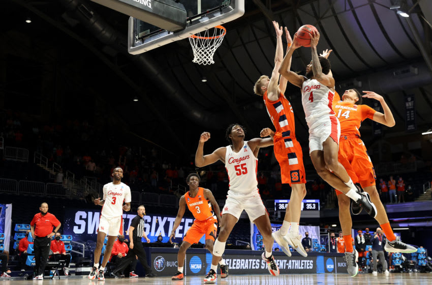 Syracuse basketball (Photo by Andy Lyons/Getty Images)
