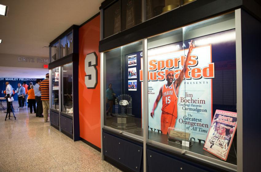 Syracuse Orange (Photo by Brett Carlsen/Getty Images)
