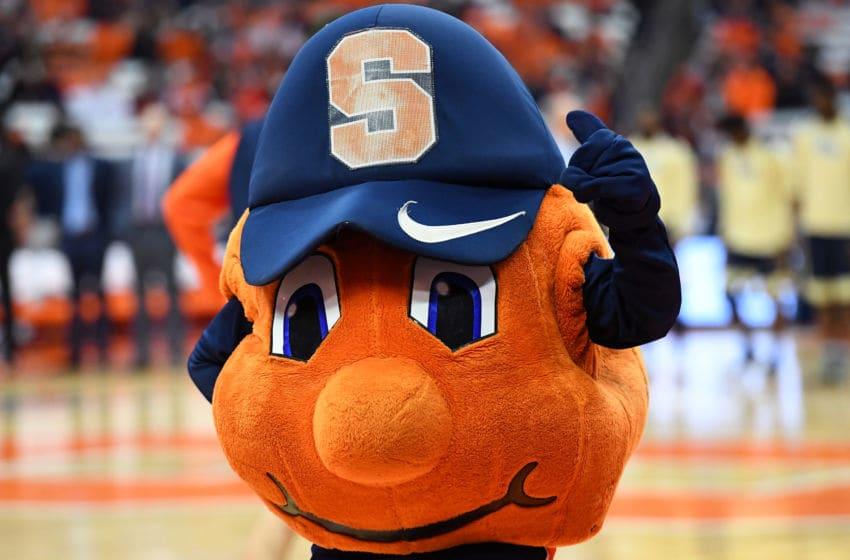 Otto, Syracuse Orange (Photo by Rich Barnes/Getty Images)
