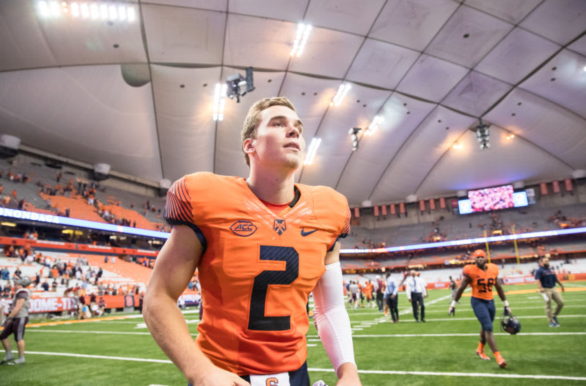 (Photo by Brett Carlsen/Getty Images) Eric Dungey