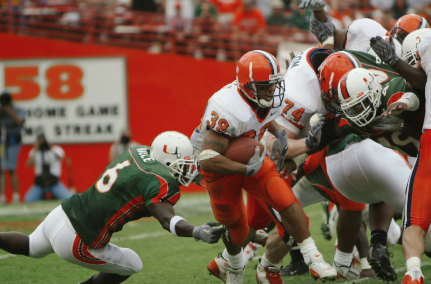 Syracuse football, Walter Reyes (Photo by Doug Pensinger/Getty Images)