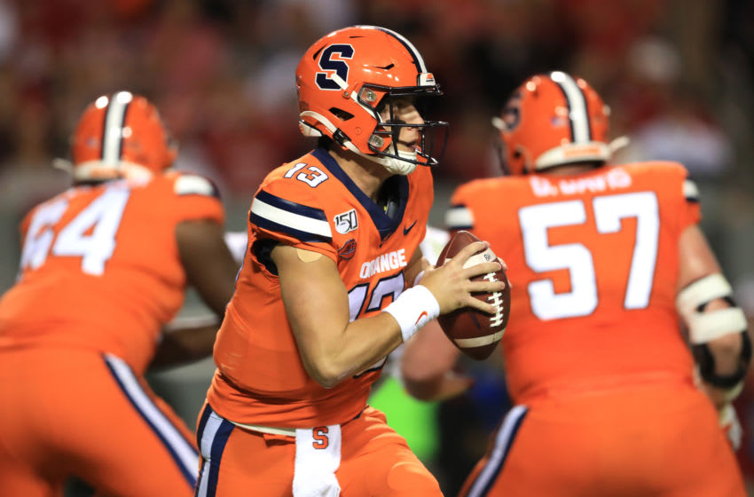 Syracuse football (Photo by Streeter Lecka/Getty Images)