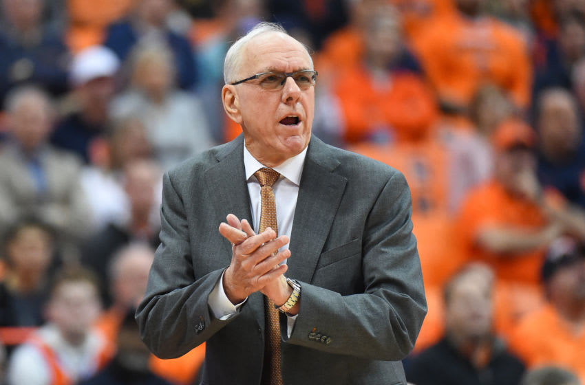Syracuse basketball (Photo by Rich Barnes/Getty Images)