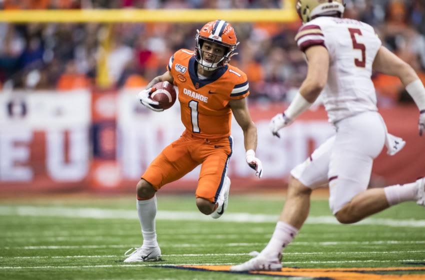 Sean Riley, Syracuse football (Photo by Brett Carlsen/Getty Images)