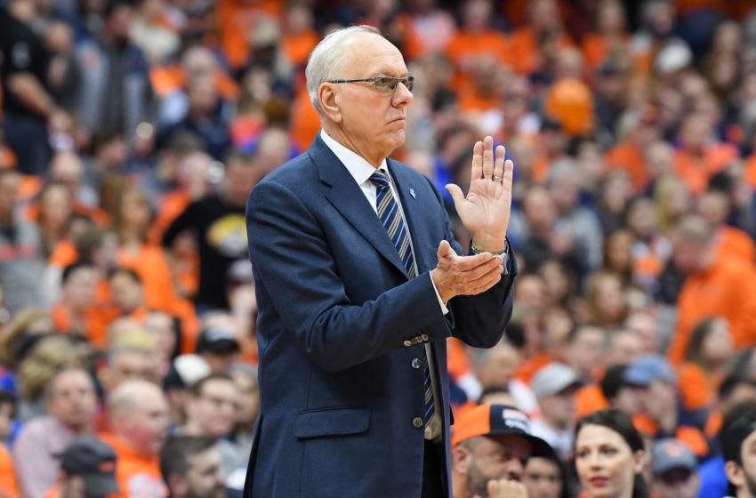 Syracuse basketball, Jim Boeheim (Mandatory Credit: Rich Barnes-USA TODAY Sports)