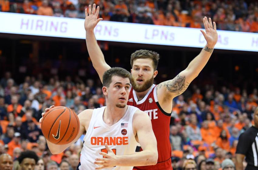 Syracuse basketball, Joe Girard III (Mandatory Credit: Rich Barnes-USA TODAY Sports)