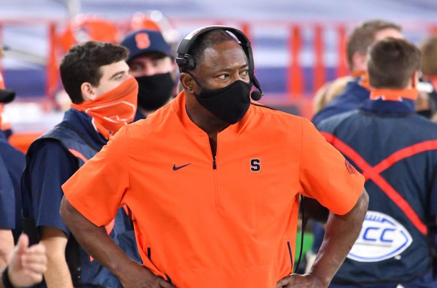 Syracuse football (Mandatory Credit: Mark Konezny-USA TODAY Sports)