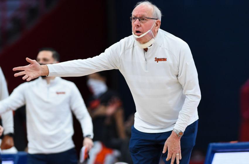 Syracuse basketball, G.G. Jackson (Mandatory Credit: Rich Barnes-USA TODAY Sports)
