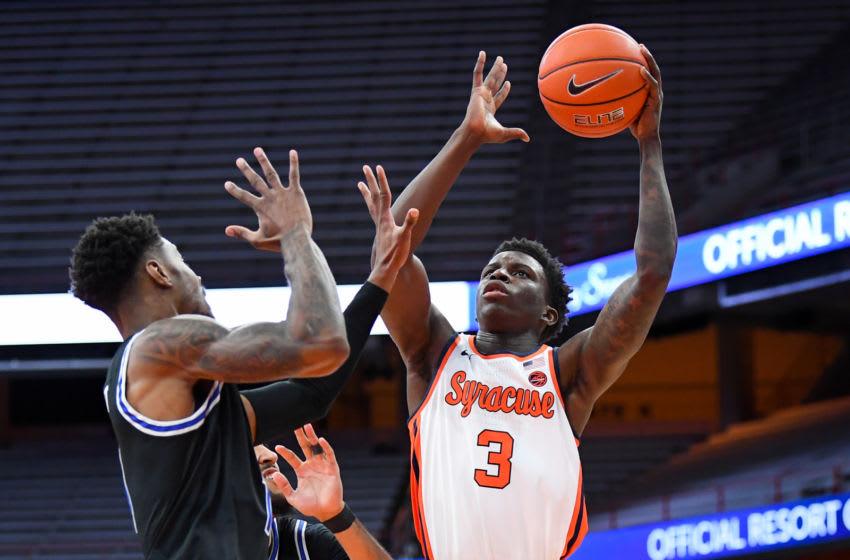 Syracuse basketball, Kadary Richmond (Mandatory Credit: Rich Barnes-USA TODAY Sports)