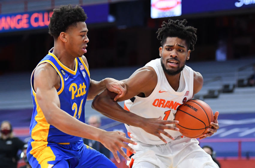 Syracuse basketball, Quincy Guerrier (Mandatory Credit: Rich Barnes-USA TODAY Sports)