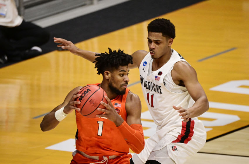 Syracuse basketball, Quincy Guerrier (Mandatory Credit: Marc Lebryk-USA TODAY Sports)
