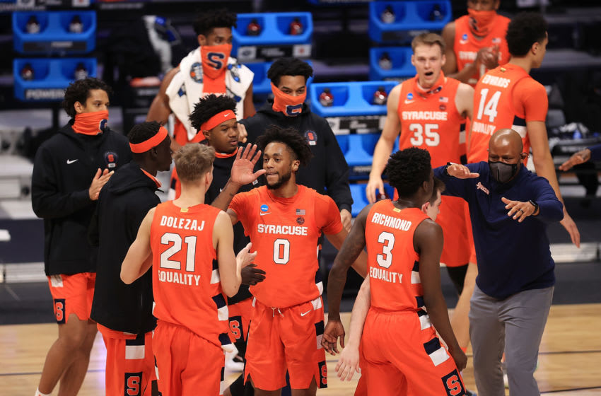 Syracuse basketball (Mandatory Credit: Aaron Doster-USA TODAY Sports)