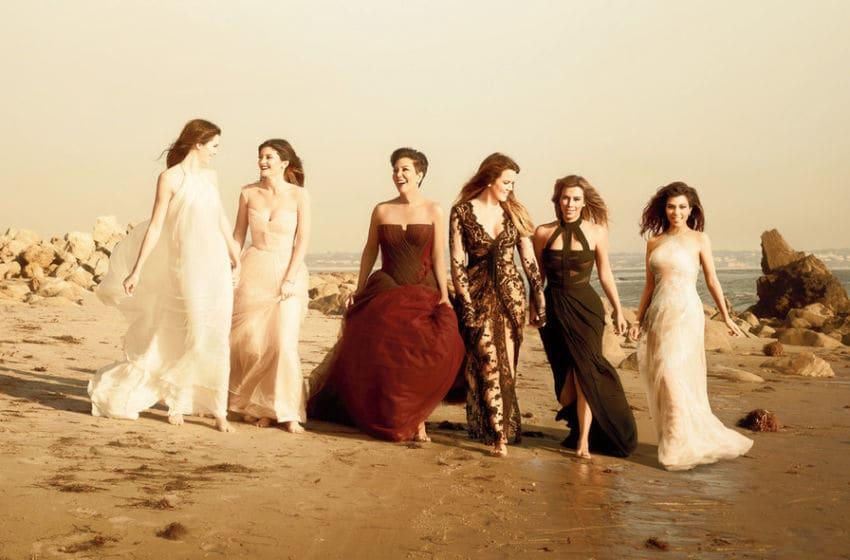 Keeping Up with the Kardashians Season 9 (Photo by: Timothy White/E!)