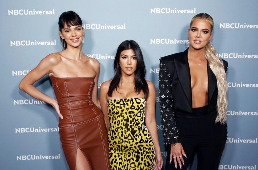 Kendall Jenner, Kourtney Kardashian, Khloe Kardashian,