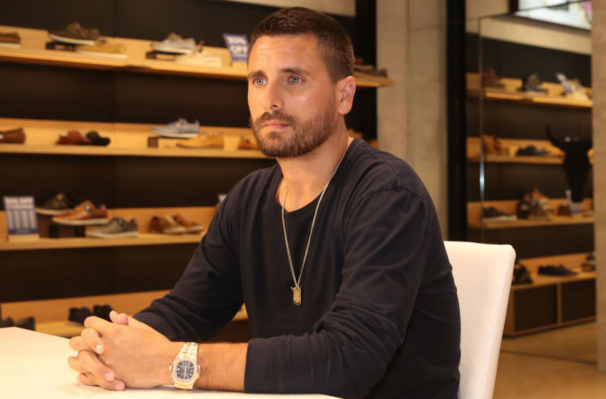 Scott Disick makes an appearance at Windsor Smith (Photo by Scott Barbour/Getty Images)