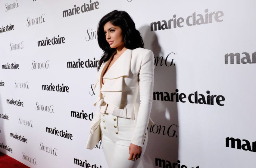 Kylie Jenner (Photo by Frazer Harrison/Getty Images for Marie Claire)