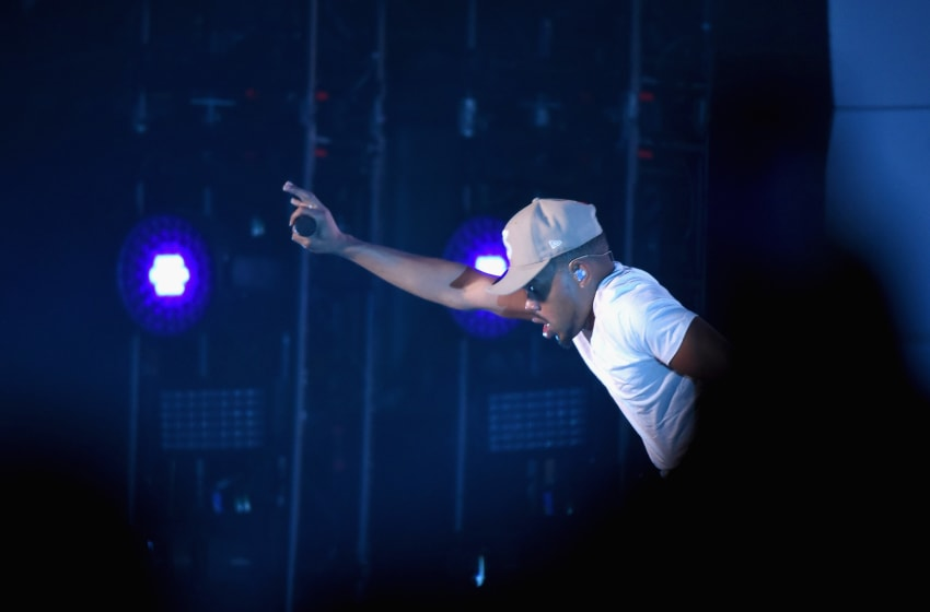 NEW YORK, NY - JUNE 02: Chance The Rapper performs onstage during the 2017 Governors Ball Music Festival - Day 1 at Randall's Island on June 2, 2017 in New York City. (Photo by Noam Galai/Getty Images)