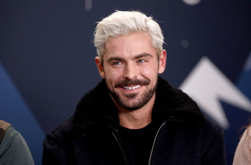 Zac Efron attends The 2019 Sundance Film Festival (Photo by Rich Polk/Getty Images for IMDb)