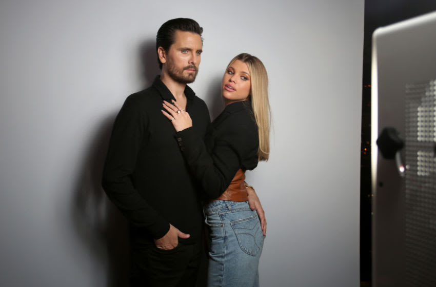 Scott Disick and Sofia Richie (Photo by Rachel Murray/Getty Images for Rolla's)