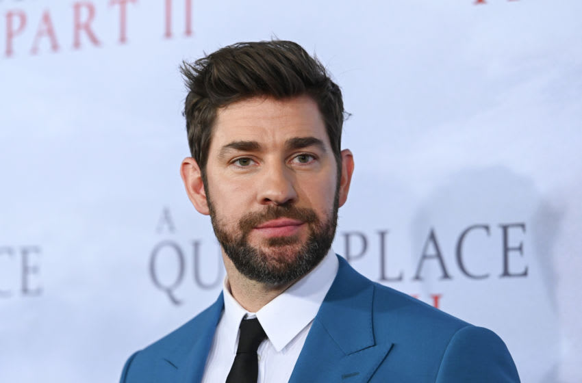 John Krasinski attends the