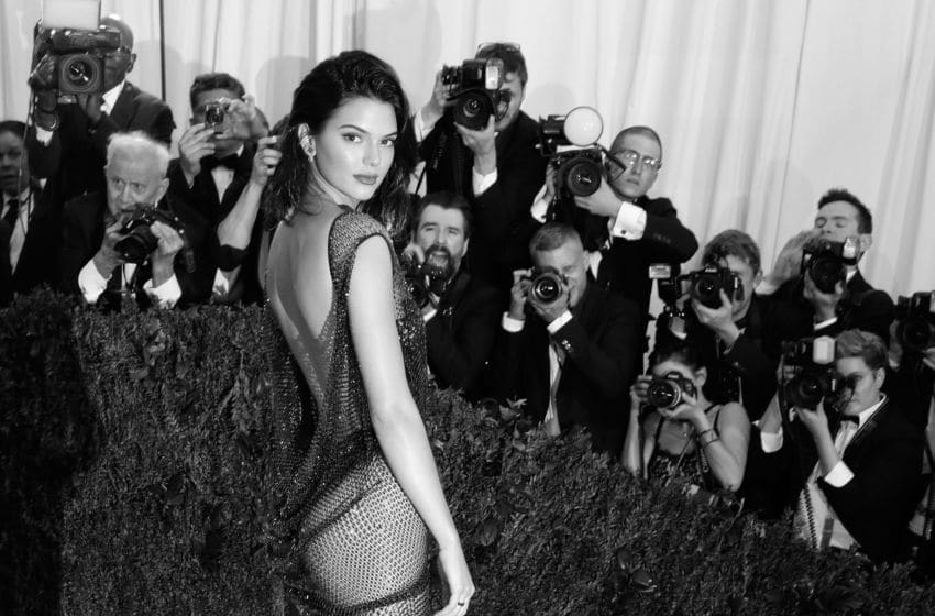 Kendall Jenner attends the 2017 Met Gala (Photo by Taylor Hill/Getty Images)