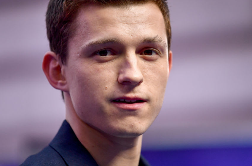 Tom Holland (Photo by Gareth Cattermole/Getty Images for Disney)