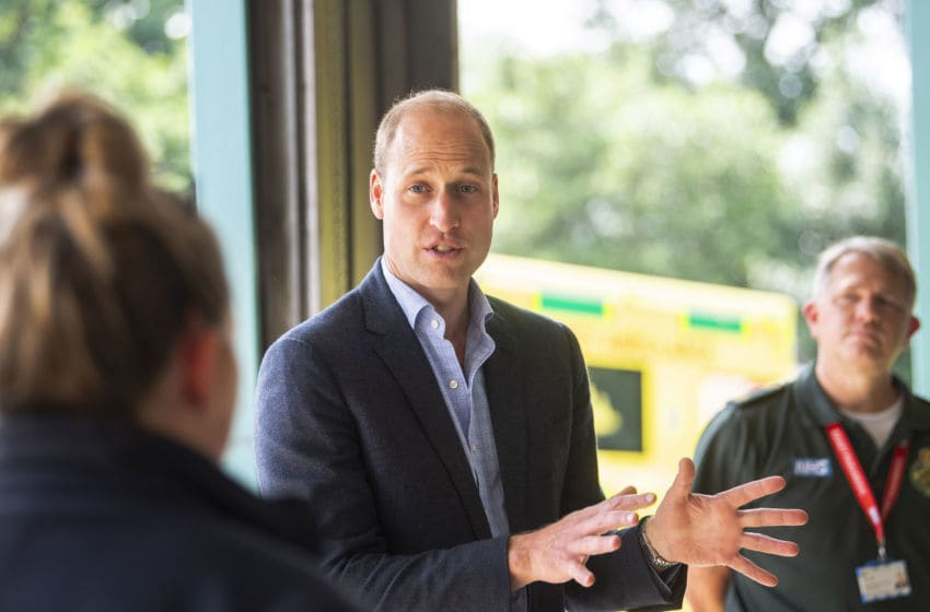 Prince William, Duke of Cambridge (Photo by Victoria Jones-WPA Pool/Getty Images)