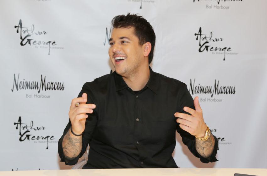 Rob Kardashian (Photo by Alexander Tamargo/Getty Images)