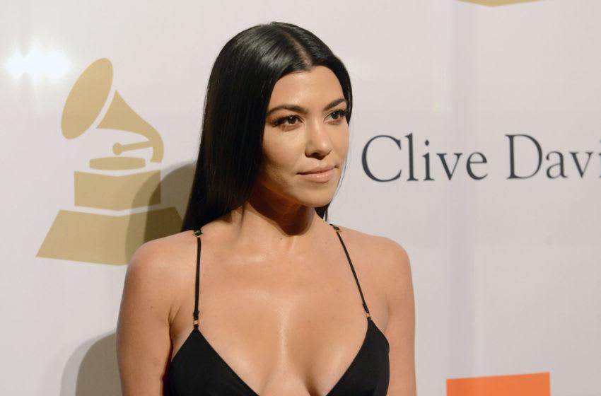 Kourtney Kardashian (Photo by Scott Dudelson/Getty Images)