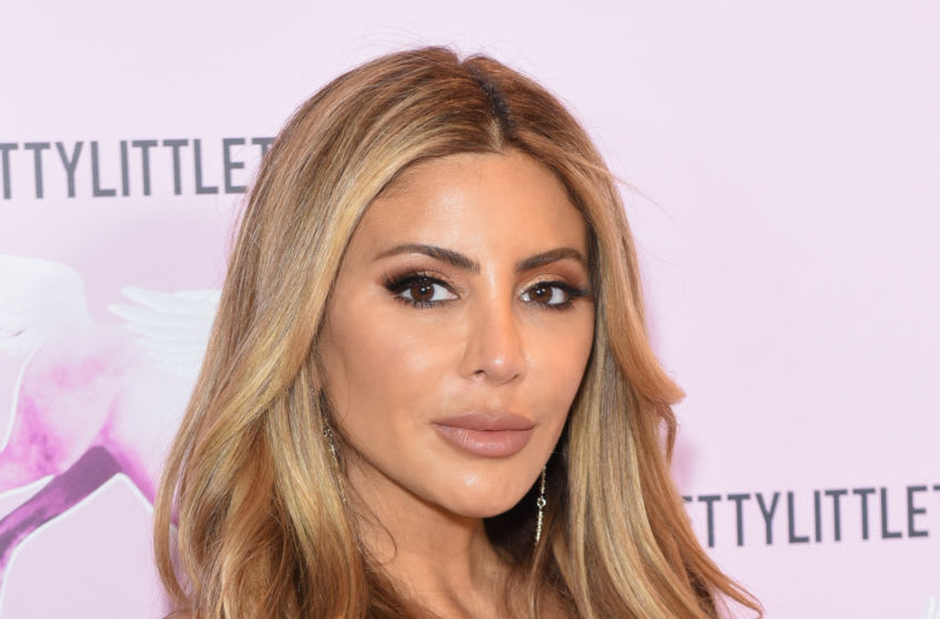 WEST HOLLYWOOD, CALIFORNIA - JUNE 19: Larsa Pippen attends Pretty Little Thing's BET awards pre party at Pretty Little Thing Showroom on June 19, 2019 in West Hollywood, California. (Photo by Presley Ann/Getty Images)