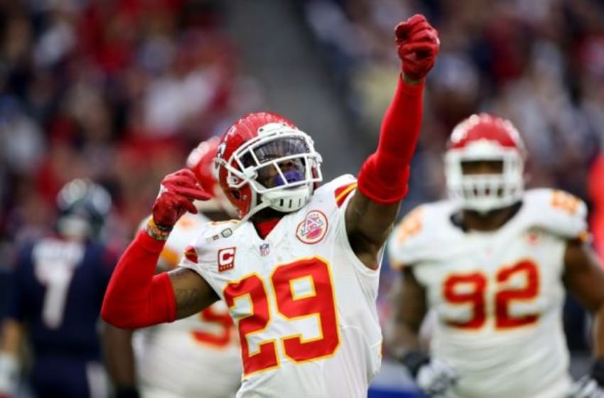 Kansas City Chiefs Safety Eric Berry - Mandatory Credit: Troy Taormina-USA TODAY Sports