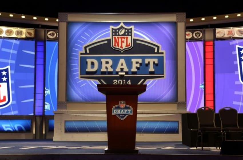 2014 NFL Draft - Mandatory Credit: Adam Hunger-USA TODAY Sports