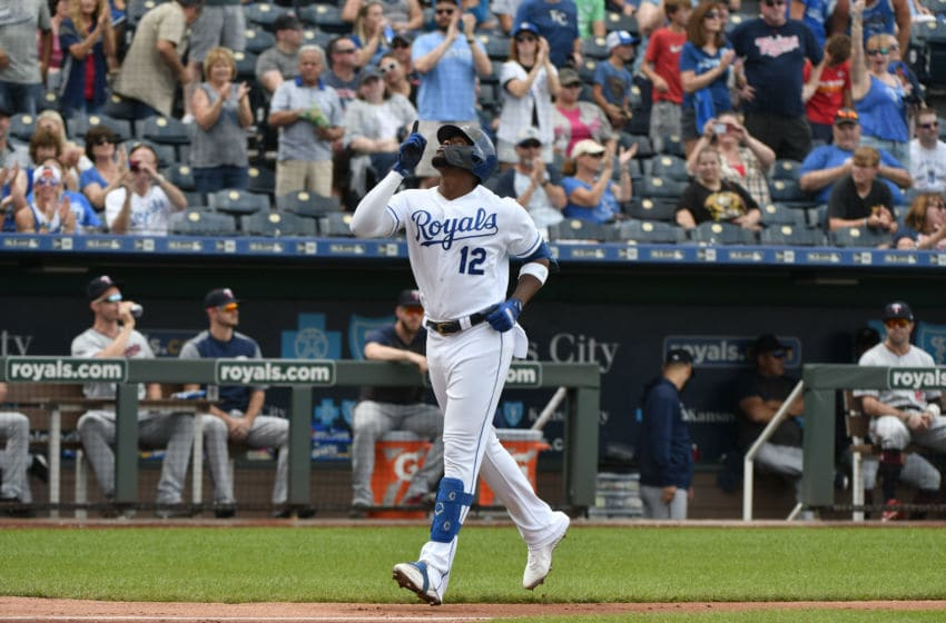Jorge Soler #12 of the Kansas City Royals (Photo by Ed Zurga/Getty Images)