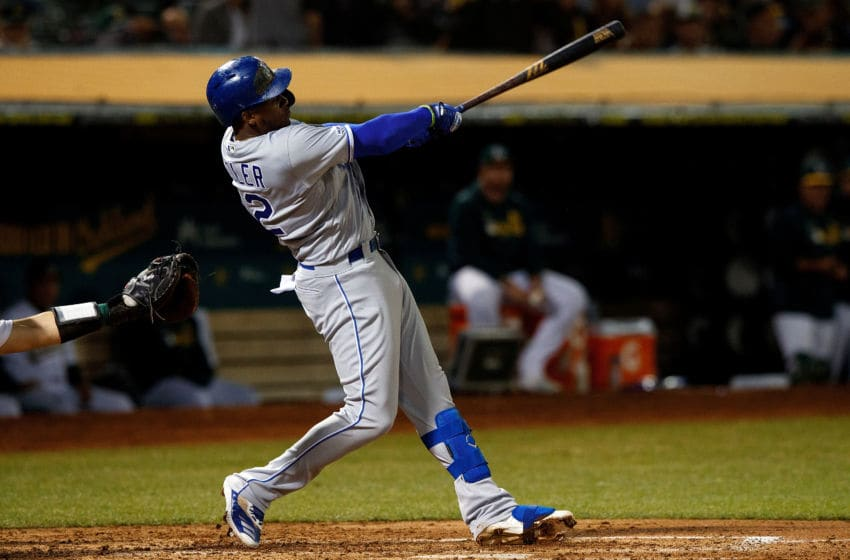 Jorge Soler #12 of the Kansas City Royals - (Photo by Jason O. Watson/Getty Images)