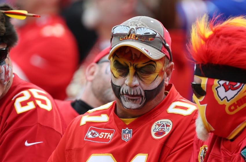 Kansas City Chiefs. (Photo by Scott Winters/Icon Sportswire via Getty Images)
