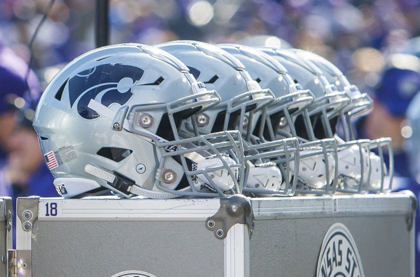 Kansas State Wildcats. (Photo by Nick Tre. Smith/Icon Sportswire via Getty Images)
