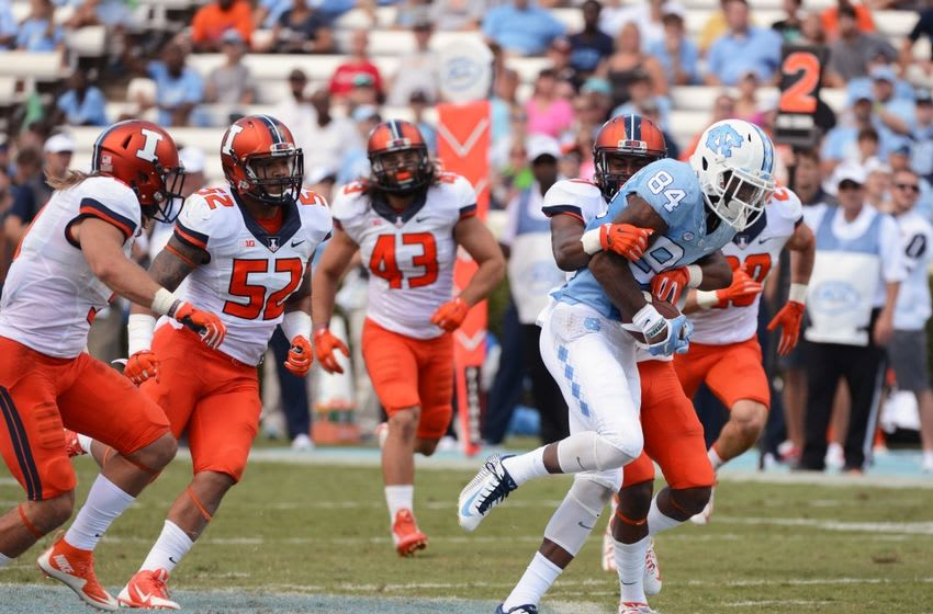 UNC Football: 5 Keys To Victory vs. Illinois on Saturday ...North Carolina Football