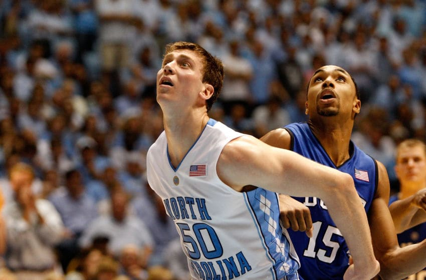 CHAPEL HILL, NC - MARCH 08: Gerald Henderson