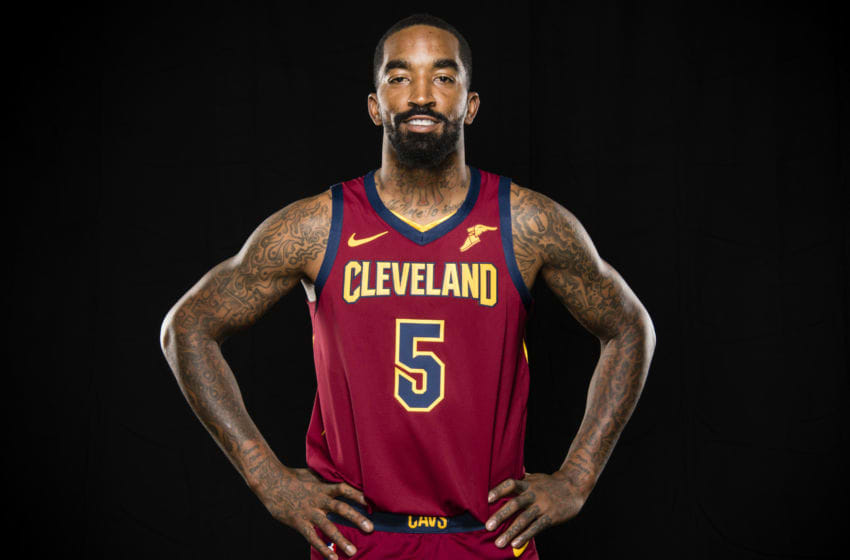 Cleveland Cavaliers J.R. Smith (Photo by Jason Miller/Getty Images)