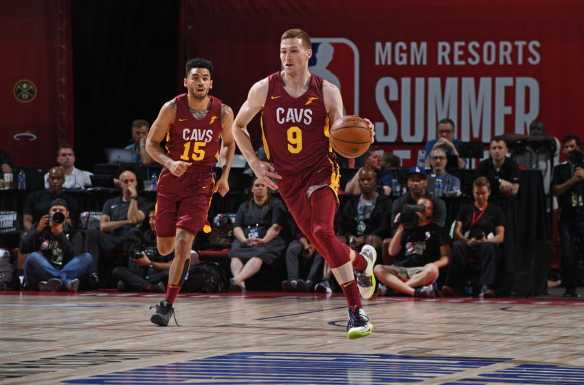 Cleveland Cavaliers Dylan Windler (Photo by Garrett Ellwood/NBAE via Getty Images)