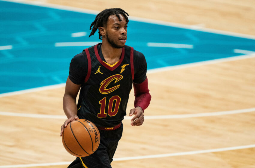 Darius Garland, Cleveland Cavaliers. Photo by Jacob Kupferman/Getty Images