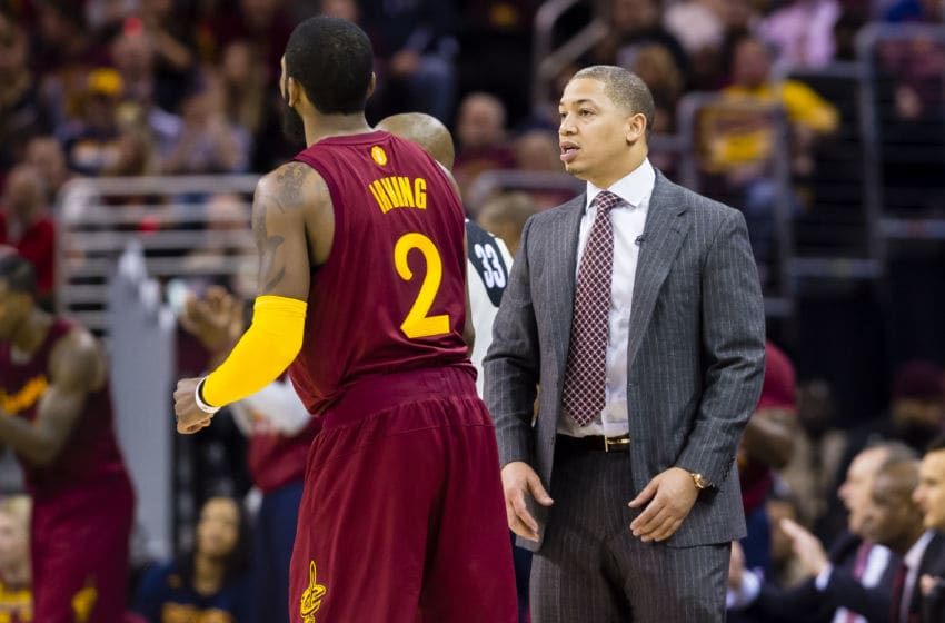How the Cleveland Cavaliers can get Kyrie Irving to return