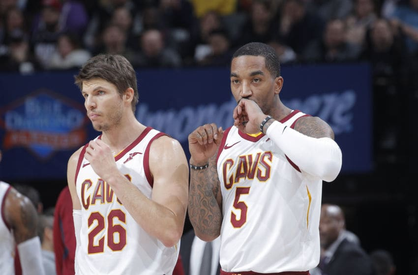 Cleveland Cavaliers Kyle Korver (Photo by Rocky Widner/NBAE via Getty Images)